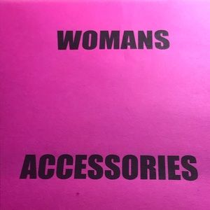 Accessories - WOMANS ACCESSORIES, BAGS, HATS, SCARVES